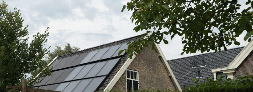Tot 2030 ISDE subsidie zonneboiler in bestaande woning
