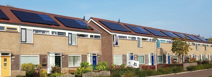 Woningcorporatie verandert PV-daken in energiedaken