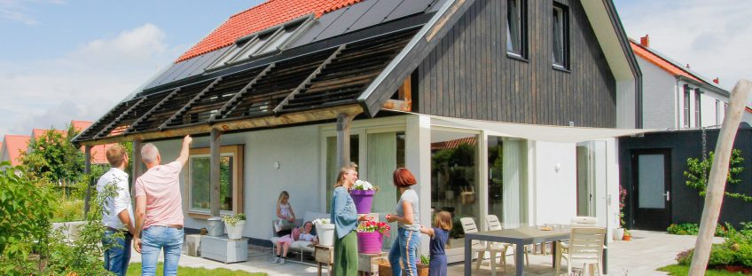 Binnenkijken bij een duurzame woning