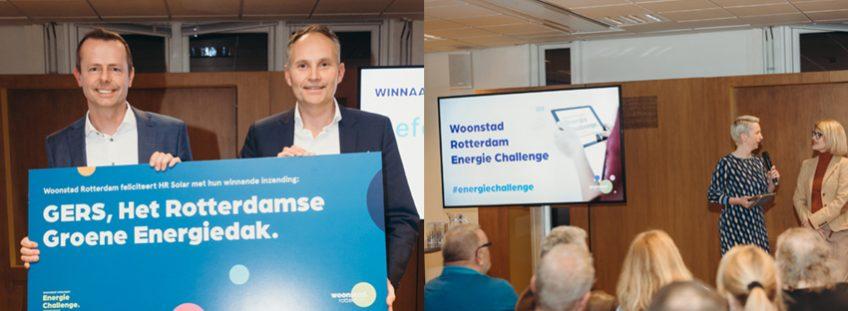 HRsolar winnaar van de Woonstad Rotterdam Energie Challenge