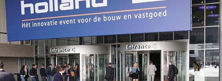 Ontdek ons revolutionaire Qpanel tijdens Building Holland